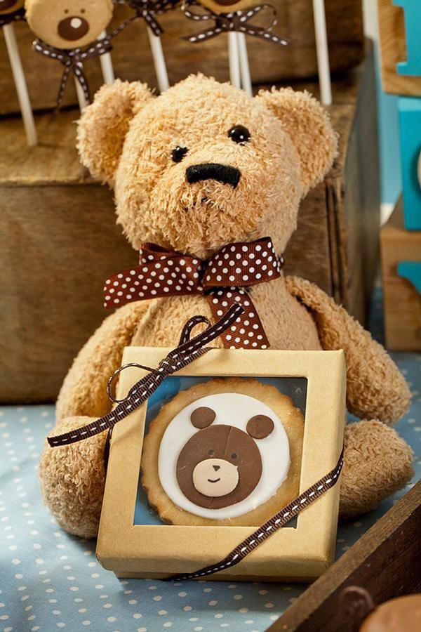 Teddy Bear Shower Ideas