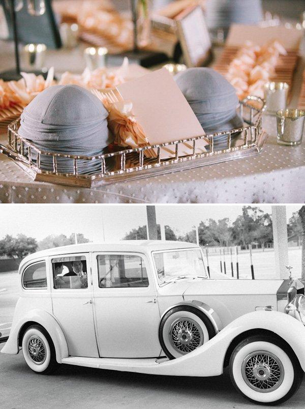 Jewish Wedding Yarmulkes