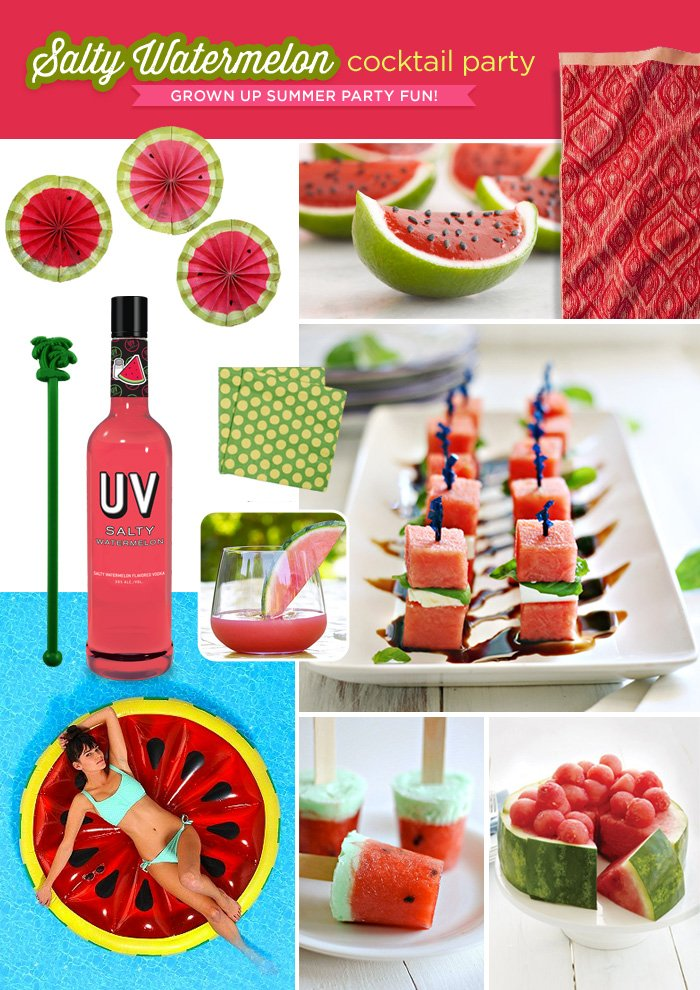 cocktail party ideas for adults