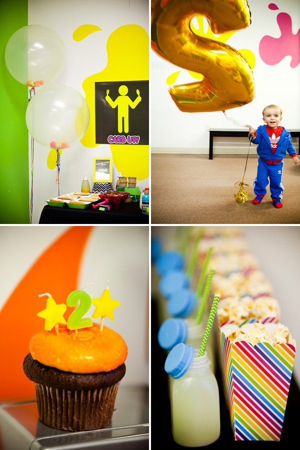 2nd birthday party