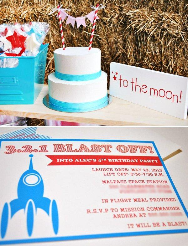 blast off cake