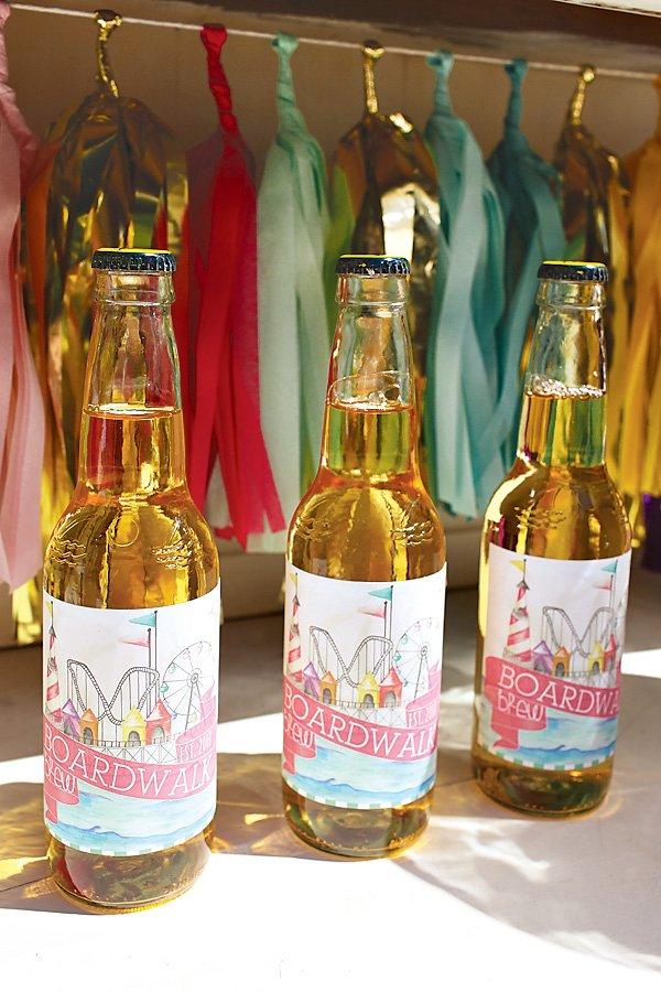Boardwalk Bottle Wraps
