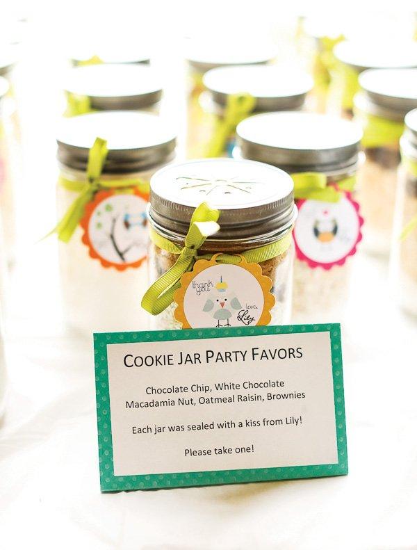 cookie jar favors
