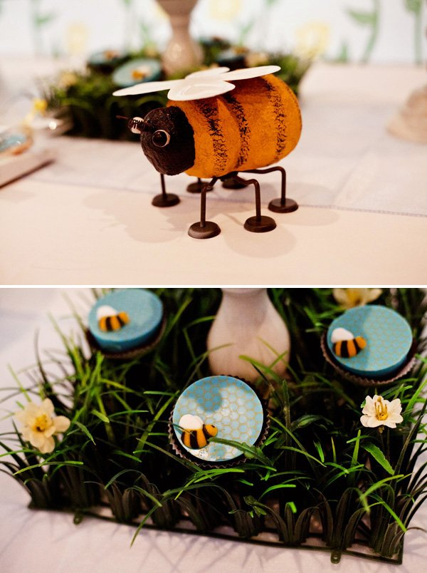 cute bee decorations