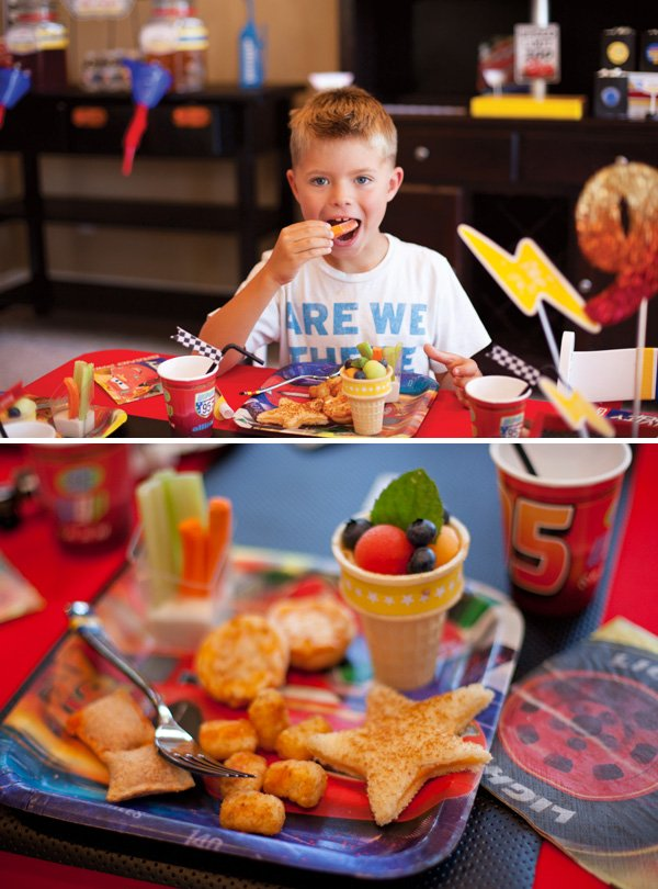 Disney Cars Party Food Ideas