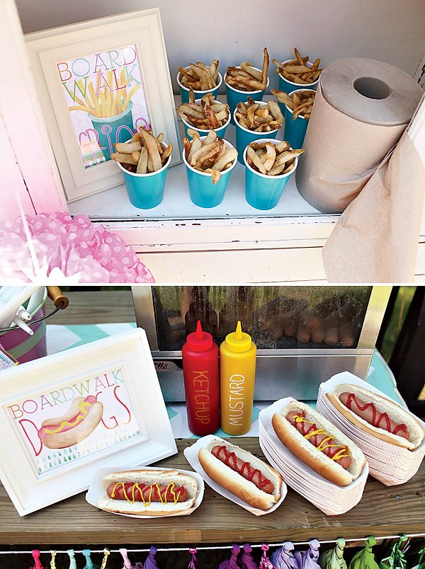 Hot Dogs & Fries