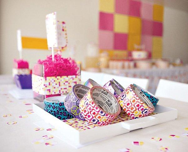 GIrly Birthday Party Ideas