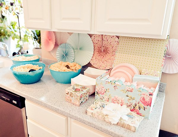 party kitchen