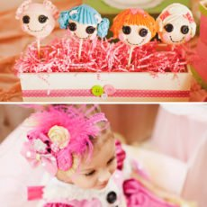 lalaloopsy doll party ideas