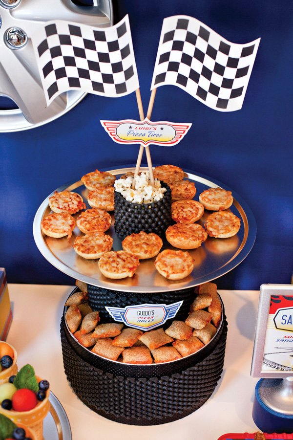 10 Simple Fun Disney Cars Party Food Ideas Hostess With The Mostess