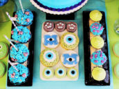 monsters university theme party