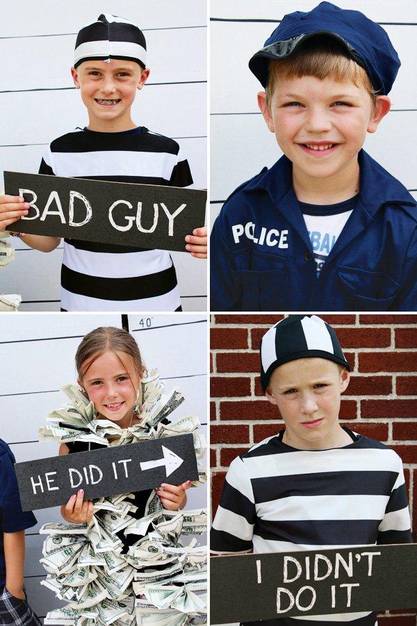 Mug Shot Photo Booth