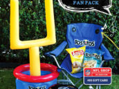 Get Fired Up for NFL Season Fan Pack Giveaway
