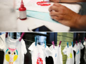 Onesie Decorating Activity