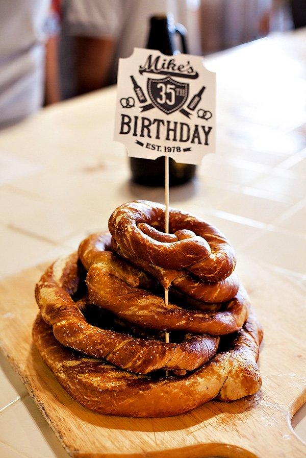 party pretzels