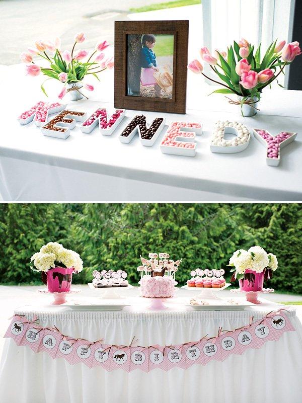 pink girls birthday