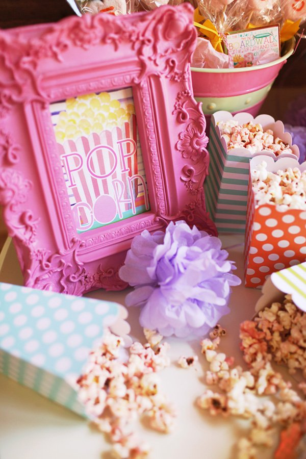 Popcorn Party Treats