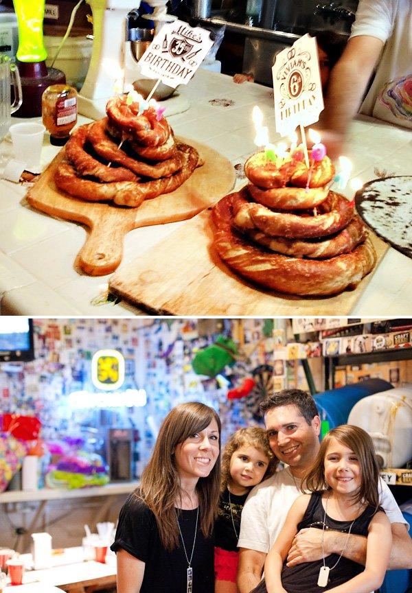 pretzel birthday