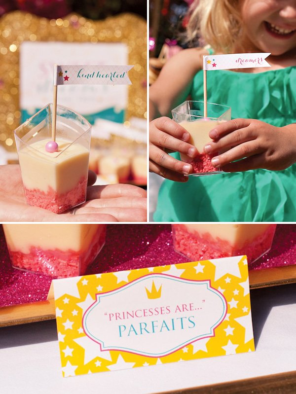 Princess Parfaits