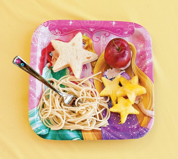 Disney Princess Party Lunch Ideas