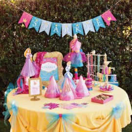 princess-party-sparkle-station