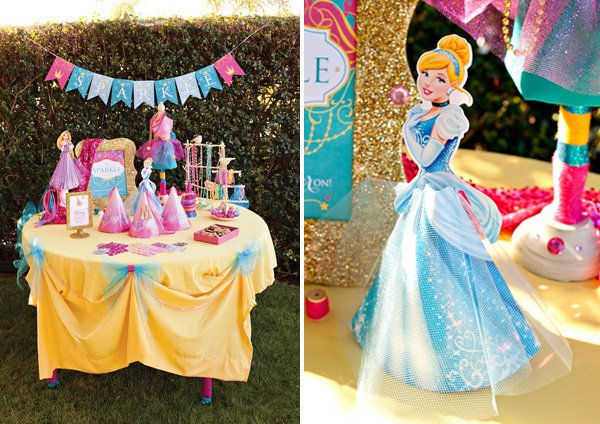 disney princess dress up station - cinderella