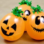 halloween pumpkin patch craft