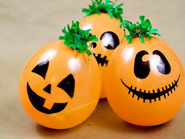 halloween pumpkin patch craft