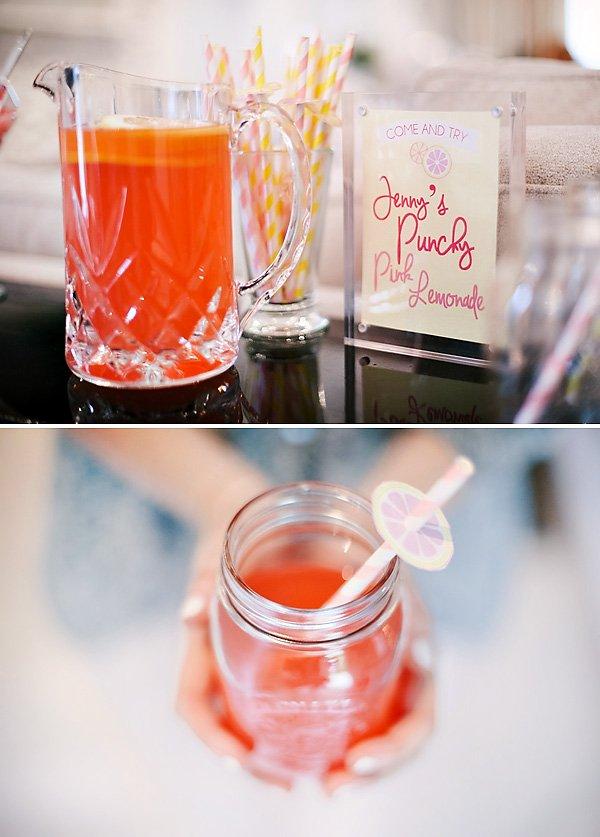 punchy pink lemonade