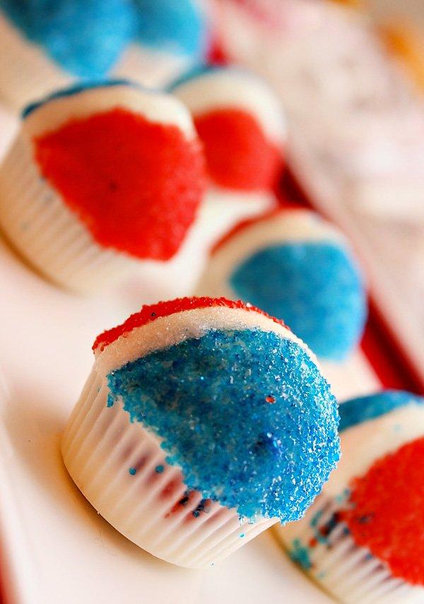 creative snow cone cupcakes