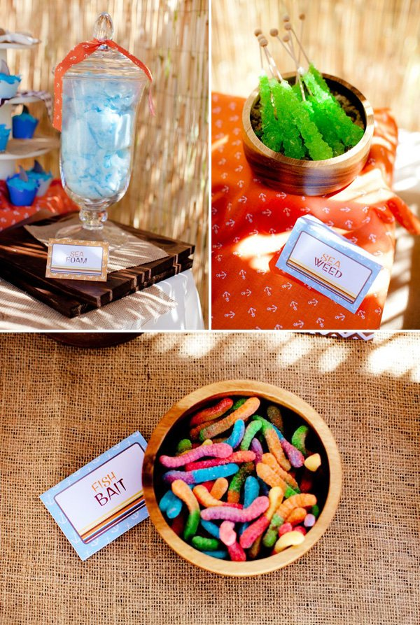 surf party candy