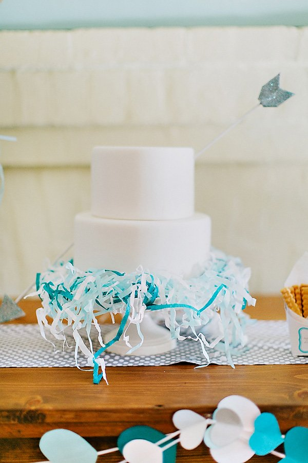 arrow cake