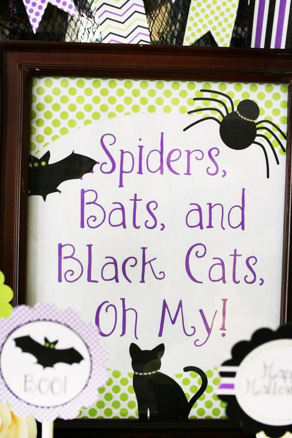 black cat printables