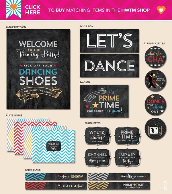 dance-show-printables