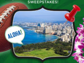 Chance to Win a Trip to the Pro Bowl from Frito-Lay!