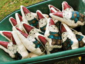 Garden Gnome Pillow Party Favors