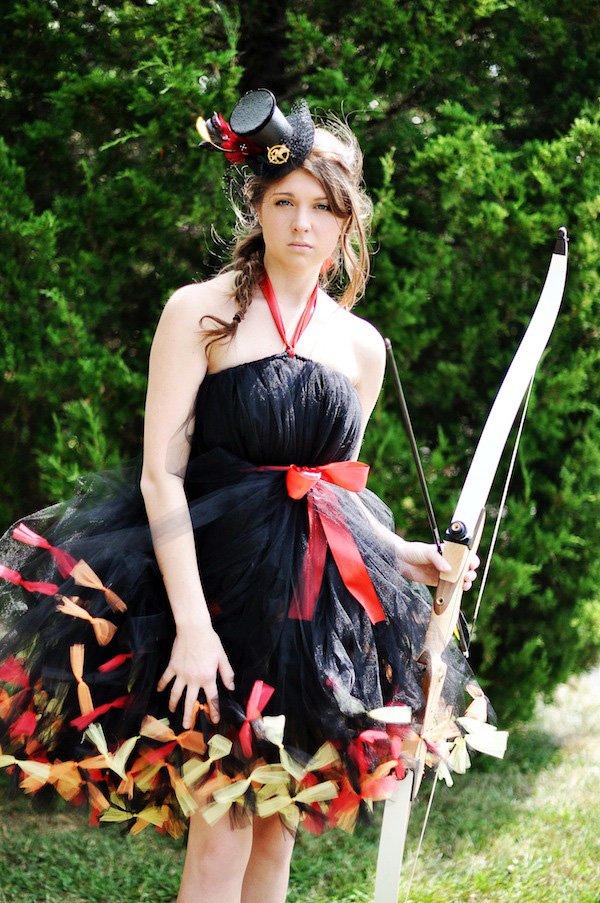 Trend Alert Hunger Games Inspired Costumes Hostess