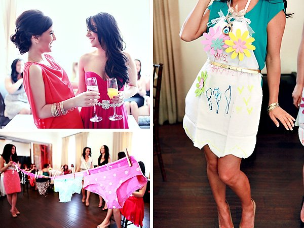 kitchen bridal shower games