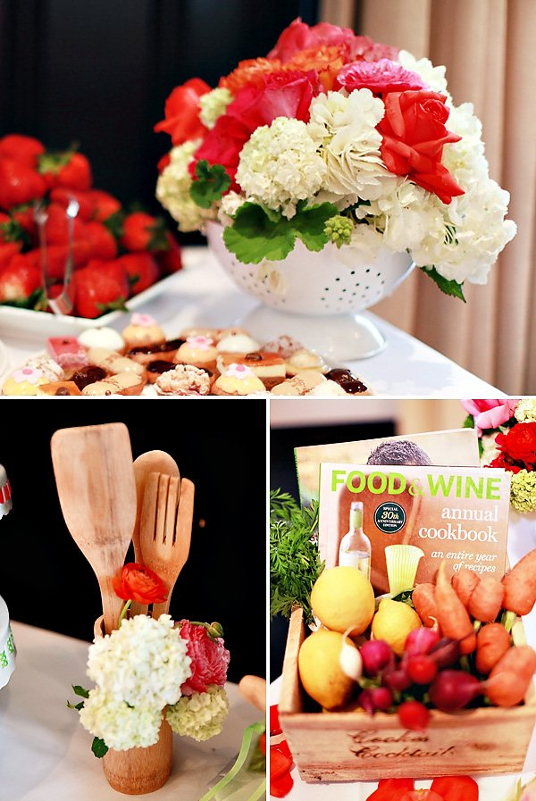 Kitchen Bridal Shower Gift Ideas : Creative Kitchen Themed Bridal Shower // Hostess with the Mostess?