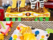 lion cookie