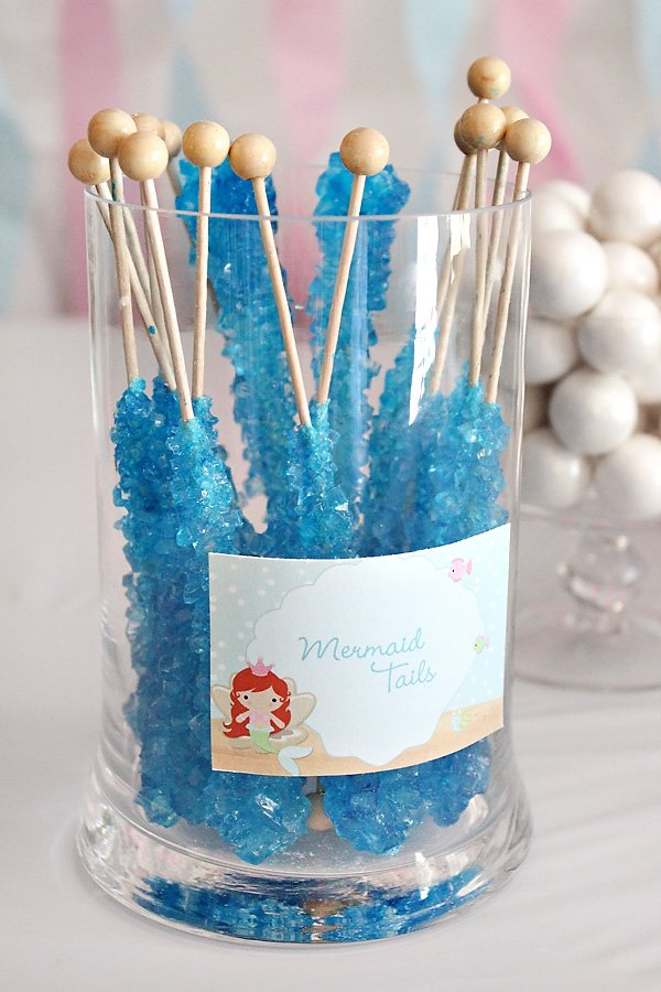 mermaid candy