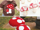 Toadstool Mushroom Party Ideas