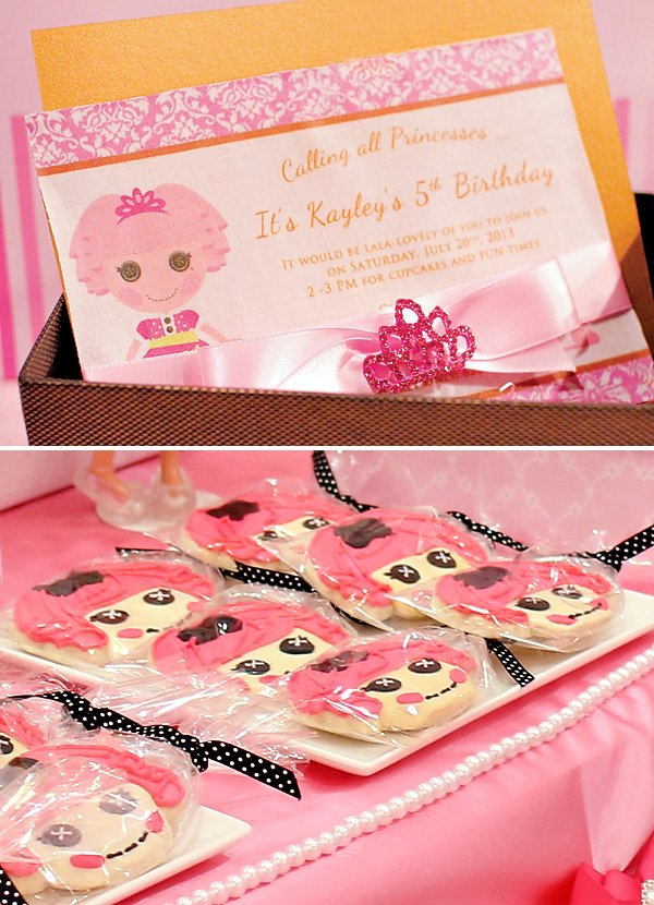 princess lalaloopsy party