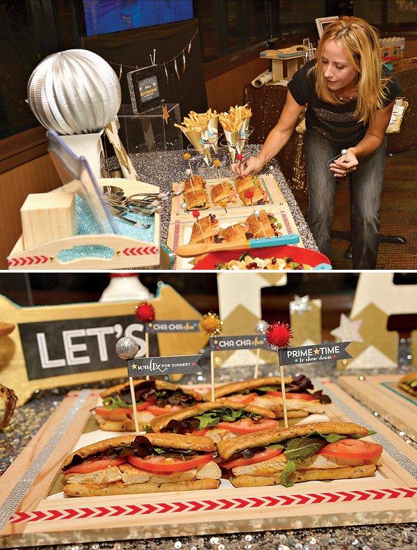 Wendy's Flatbread Grilled Chicken Sandwiches