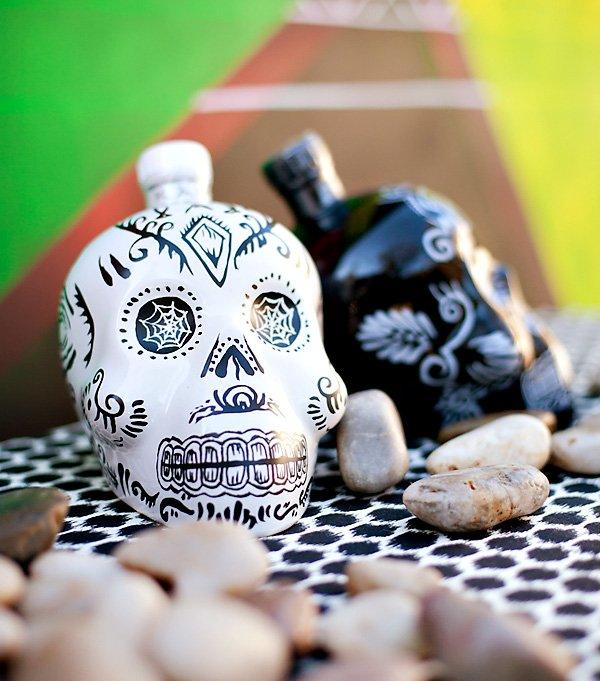 Dia de los Muertos Skull Decorations