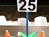 Speed Limit Centerpiece