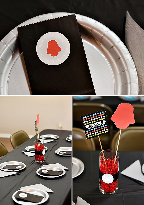 star was kids tablescape