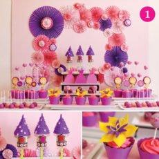 Tangled Rapunzel Inspired Birthday