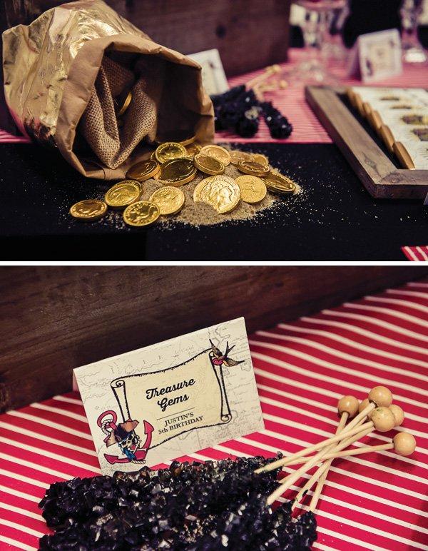 treasure candy