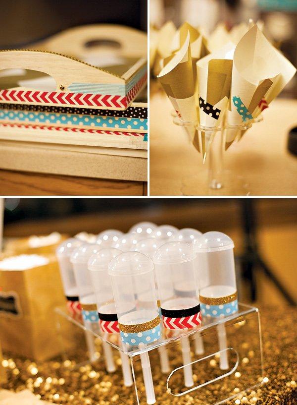 Washi Tape Decorations